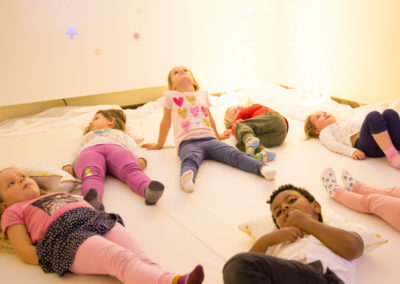 Kindergarten Rauenberg Snoezelenraum