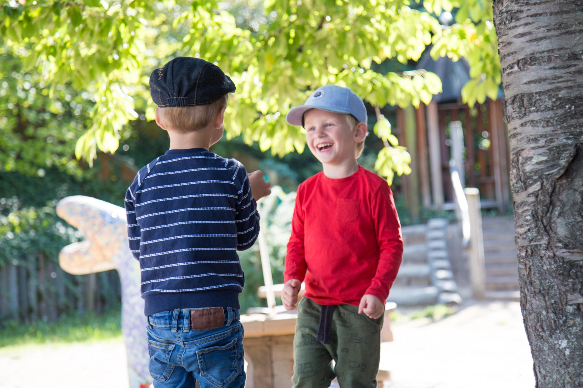 kindergarten-rauenberg - kinder